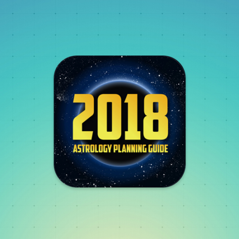 Astrology Planning Guide 2018